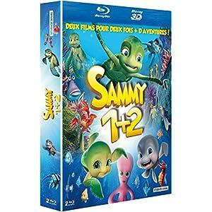 Sammy, l'intégrale [Blu-ray 3D]
