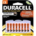 Duracell Hearing Aid Batteries (Pack of 16)