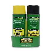 Rem Oil & Rem Action Cleaner Aerosol Combo Pack (18154)