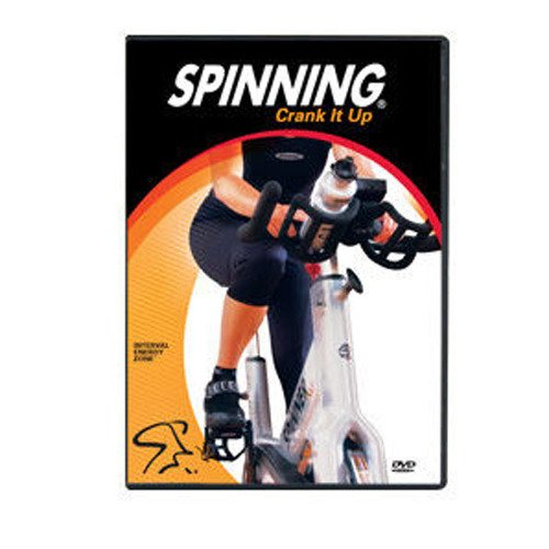 Mad Dogg Athletics Spinning Crank it Up DVD (Cycle Dvd Workout compare prices)