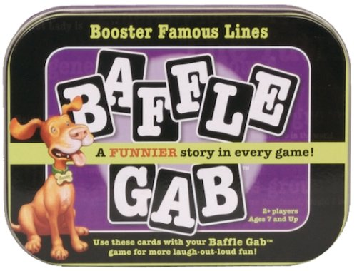 Baffle Booster Famous Lines