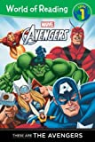 These Are the Avengers Level 1 Reader (Marvel Heroes of Reading - Level 1) by Macri, Thomas, Disney Book Group (2012) Paperback