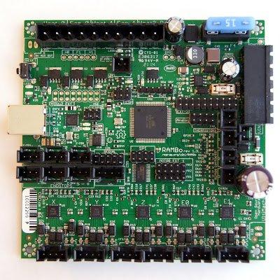 MatterHackers Ultimachine RAMBo 1.3 3D Printer Controller Kit (3d Printer Controller compare prices)