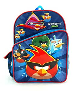 "Angry Birds Space 16"" Large Backpack - Angry Birds Space"