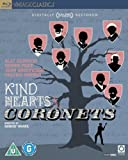 Kind Hearts and Coronets - Digitally Restored (80 Years of Ealing) [Blu-ray] [1949] {REGION B}