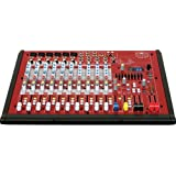 Galaxy Audio Axs14 14-channel Audio Mixer with Usb, 6 XLR Mic and 4 Stereo Input, 20hz-30khz Frequency Response
