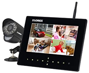 Lorex Live SD7+ Series Wireless Video Monitoring System