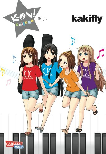K-On! College, Einzelband