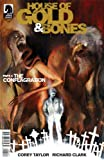 img - for House of Gold & Bones #4 Cover A comic book (Written by Corey Taylor of Stone Sour and Slipknot) book / textbook / text book