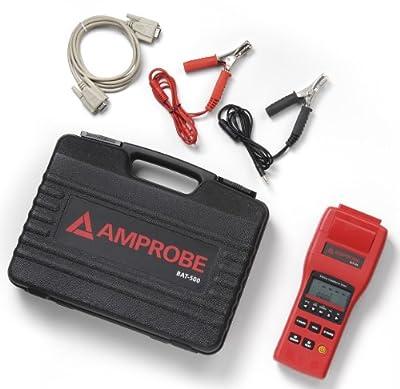 Amprobe BAT-500 Battery Impedance Tester, 0-40V