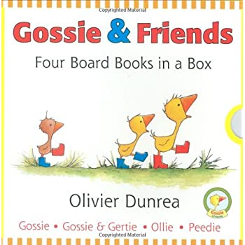 Set A Shopping Price Drop Alert For Gossie and Friends Board Book Set (Gossie & Friends)