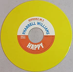 pharrell williams happy just a cloud away 45 rpm