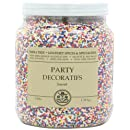 India Tree Seurat Non-Pareil Party Decoratifs, 3.4 lb