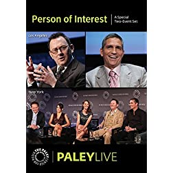 Person of Interest: Cast and Creators Live at the Paley Center: A Special Two-Event Set