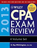 img - for Wiley CPA Exam Review 2013, Set book / textbook / text book