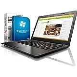 Lenovo 100 (14,0 Zoll) Notebook (Intel N2840 Dual Core 2x2.58 GHz, 4GB RAM, 640GB S-ATA HDD, Intel HD Graphic, HDMI, Webcam, Bluetooth, USB 3.0, WLAN, Windows 7 Professional 64 Bit) #4975