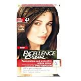 L'Oreal Excellence Creme Permanent Hair Colour, Dark Golden Brown
