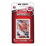 MLB Cincinnati Reds 2012 Topps Team Set