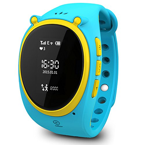 Generic Bluetooth Smartwatch A12 Pack of 3 (Blue, Pink,Orange)