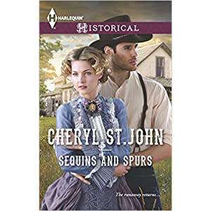 Sequins and Spurs by Cheryl St. John