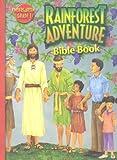 img - for Rainforest Adventure Bible Book Grade K-1 (Rainforest Adventures) book / textbook / text book