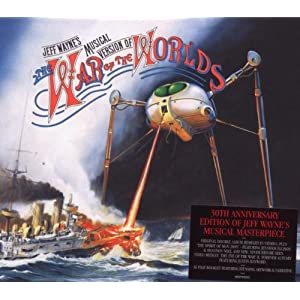 Amazon.com: WAR OF THE WORLDS- 30th Anniversary: Jeff Wayne: Music