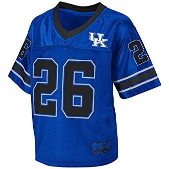 NCAA Unisex Toddler Kentucky Wildcats Toddlers Stadium Football Jersey by Colosseum