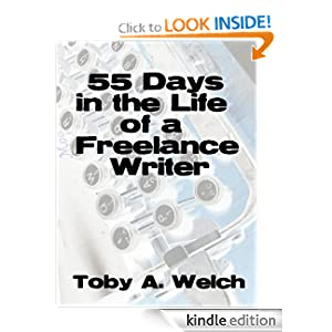 55 Days in the Life of a Freelance Writer