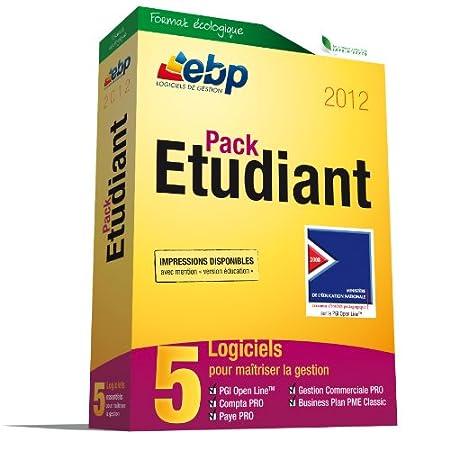 EBP Pack Etudiant 2012