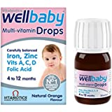Wellbaby 30 ml Multi-Vitamin Drops