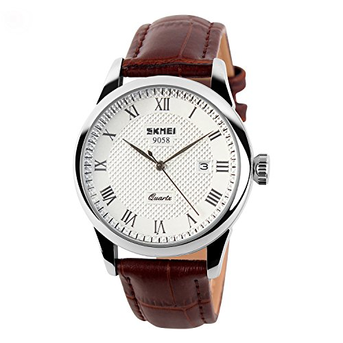civo-mens-luxury-brown-genuine-leather-band-date-calendar-wrist-watch-mens-casual-business-analogue-