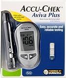 Accu-Chek 365702445109 Aviva Plus Blood Glucose Monitoring Kit