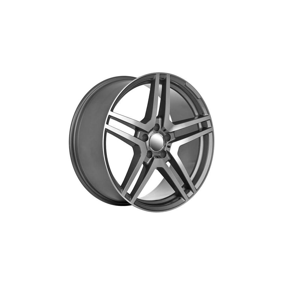 19 Mercedes Benz C CL CLK E S SL SLK wheels rims AMG