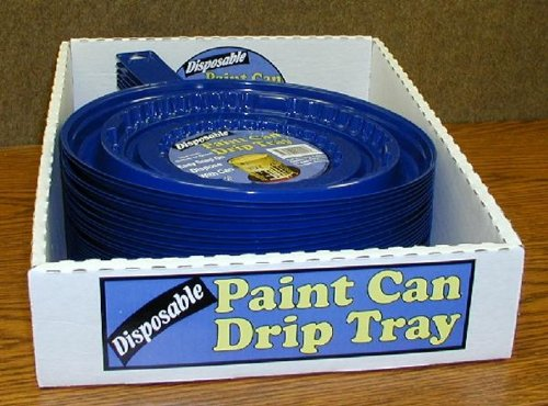 Curtis Wagner Plastics Corp. Paint Can Drip Tray 9' designs corp