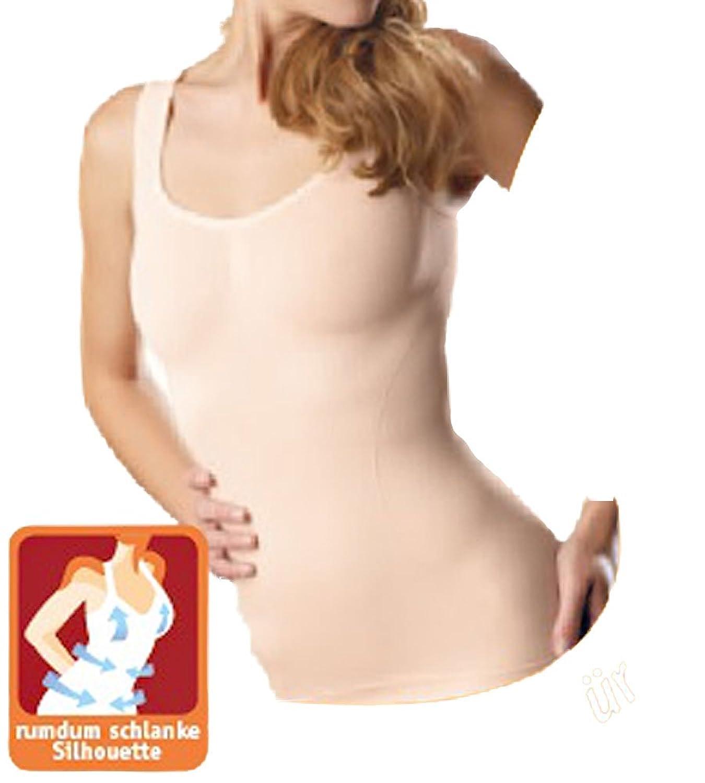 DORINA figur chic, Shapewear – rundum modellierendes, nahtloses Unterhemd D5025