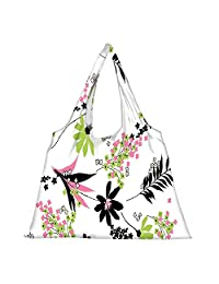 Snoogg High Strength Reusable Shopping Bag Fashion Style Grocery Tote Bag Jhola Bag - B01B9719YI