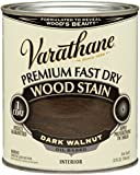Rust-Oleum 262006 Varathane Premium Fast Dry Wood Stain, 32-Ounce, Dark Walnut
