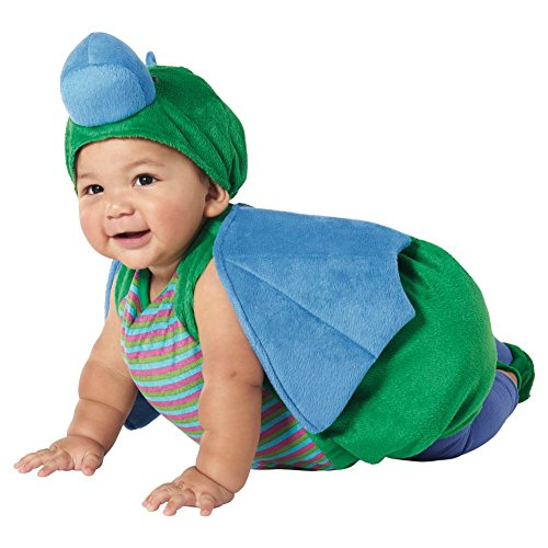 Infant/Toddler Dragon Costume (6-12 months) (Kids Plush Dinosaur Wings Costume)