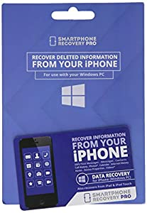 Enigma Recovery iPhone Data Recovery Software (PC)