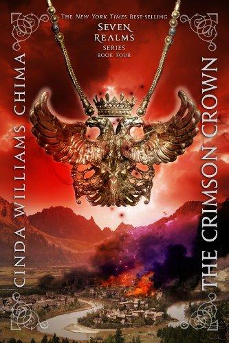 Cinda Williams Chima - Crimson Crown, The (Seven Realms Book 4)