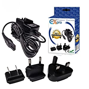 Ex-Pro® Phillips Shaver Worldwide Power Adapter HQ Series [See description for Models]