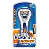 Gillette Fusion Phenom Power Razor with Precision Trimmerby Gillette