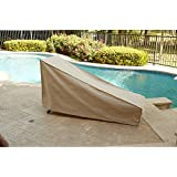 CoverMates Chaise Lounge Cover : 32W x 82D x 34H Select 3-ply