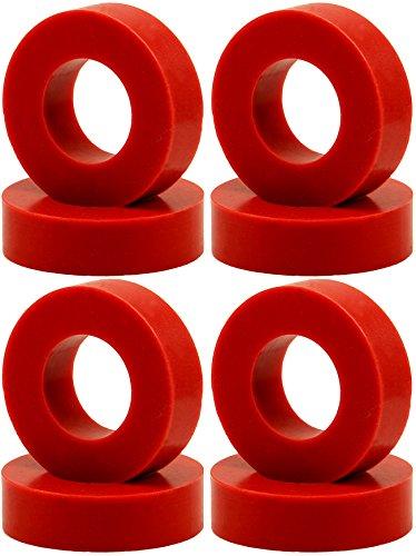 eurotubes-eurodamper-tube-damper-rings-for-dual-triode-preamp-tubes-and-el84-power-tubes-set-of-8