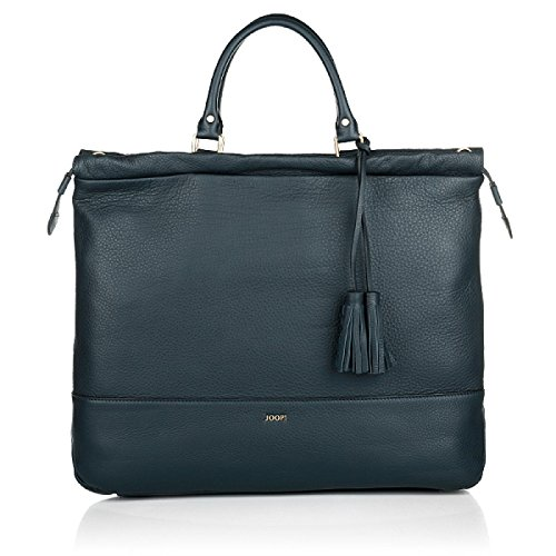 JOOP! Helia Nature Grain Tote Dark Blue Handtaschen