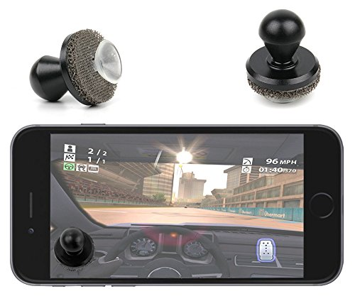 DURAGADGET Mini Joystick Game Controller Suitable For The New Apple iPhone 6 and Apple iPhone 6 Plus