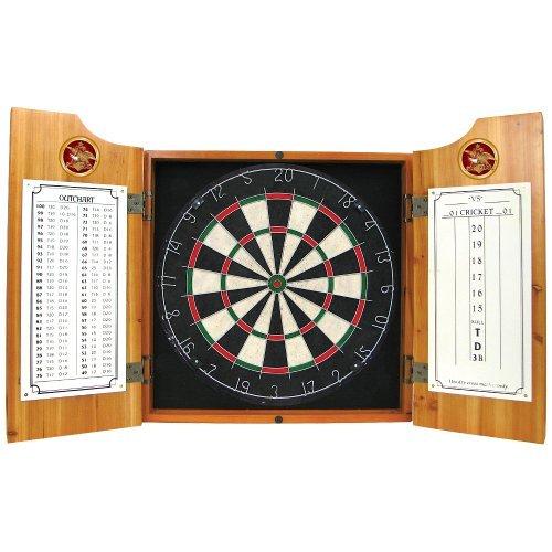 anheuser-busch-wood-dart-cabinet-set-by-trademark-gameroom