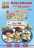 Disney Toy Story Sticker Storybook Set (Disney Top Story)