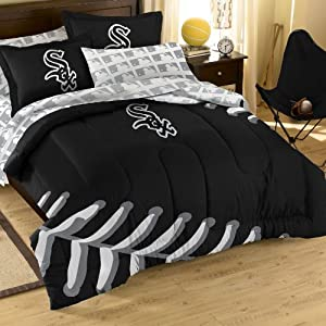 Chicago White Sox Bed in a Bag Comforter Set by Northwest