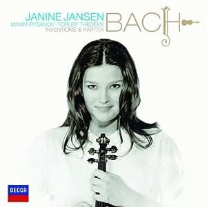 Bach Inventionen Bwv 772-786,787-801 & Partita Nr2
